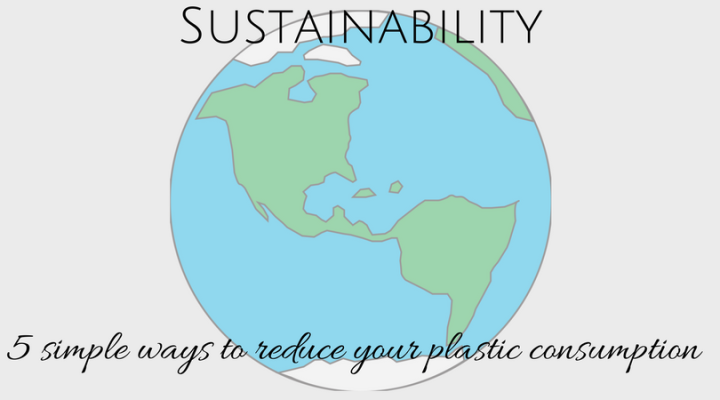 5 simple ways to reduce your plasticconsumption